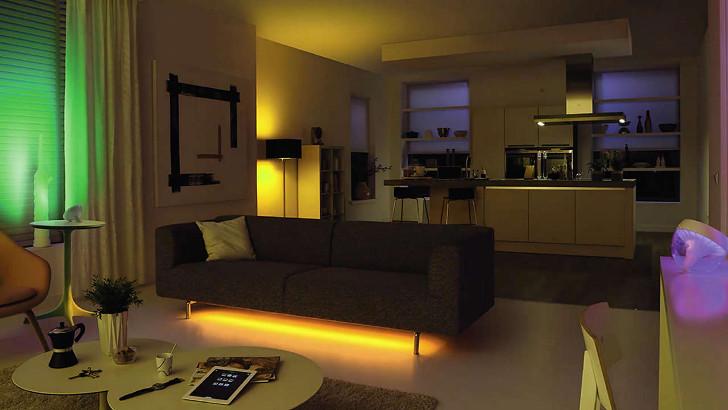Philips Hue osvětlení