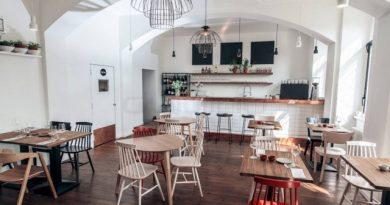 10 nejstylovějších interiérů restaurací, barů a kaváren